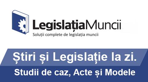 Legislatia muncii