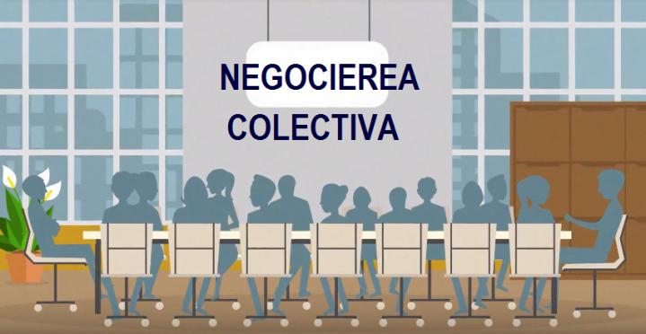 negocierea colectiva
